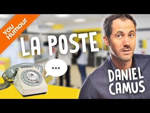 DANIEL CAMUS - La Poste