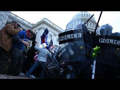 We should cherish Europe's democracy daily, says MEP after Trump mob storm US Capitol