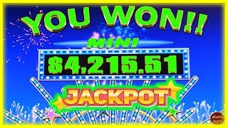 BIGGEST MINI JACKPOT EVER ON YOUTUBE | RED FORTUNE HIGH LIMIT SLOT MACHINE |