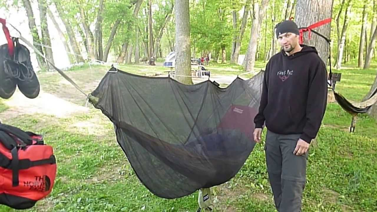 ENO Hammock Guardian Bug Net Review