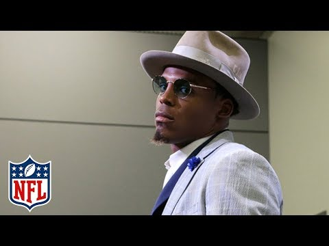 "Cam Newton:  ""The Titanic Still Has to Go"" 