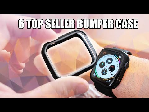 Amazon Top Apple Watch Cases For The Series 4 - Reviews