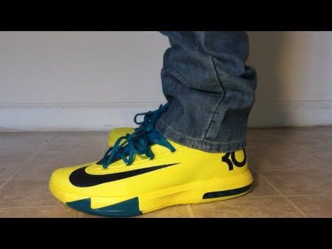 kd 6s shoes
