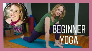 Beginner Yoga for the Inflexible - Special Guest Melissa West {50 min}