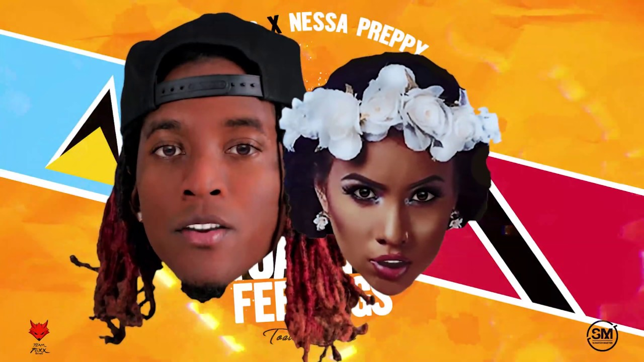 "Motto x Nessa Preppy x Teamfoxx - Toat No Feelings (Toating Riddim) ""2020 Soca"" (Trinidad)"