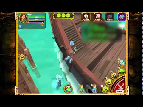 ( Arcane Legends ) Bug Paradise Pier