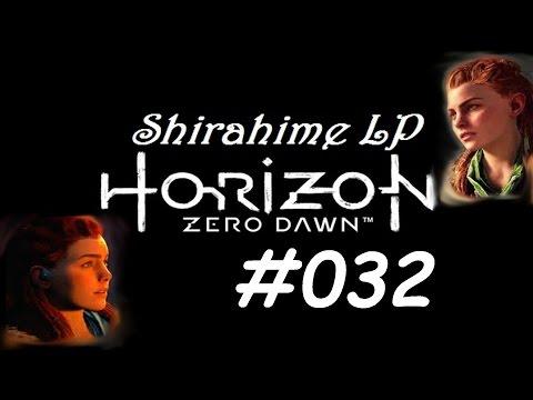 "Let´s Play - Horizon Zero Dawn [Part 032] GER/HD/BLIND ""TOTAL UNSCHULDIG?!"""