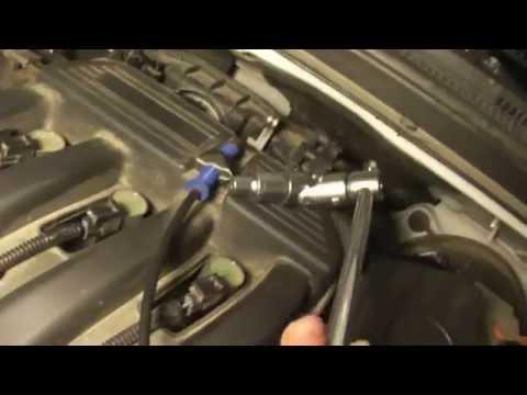 Устранение плавающих оборотов Nissan Almera G15