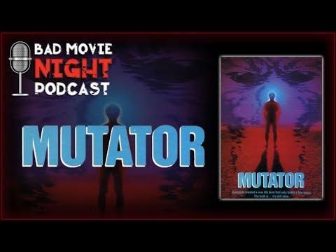 Mutator (1989) - Bad Movie Night Podcast - YouTube