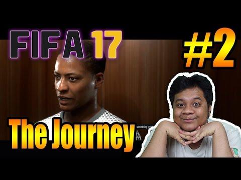 FIFA 17 The Journey (2) Diterima di Manchester Yunaitid!! :D