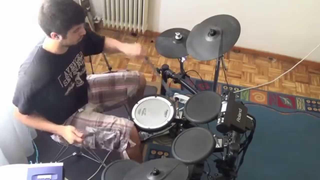 billy talent surrender drums cover youtube. Black Bedroom Furniture Sets. Home Design Ideas