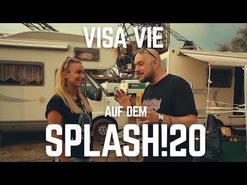 Visa Vie @ splash! 2017 mit Kool Savas, Haftbefehl, Hanybal, Celo & Abdi, Staiger u.v.m