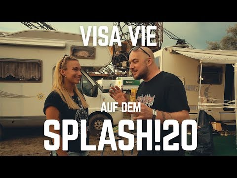 ZUM GOLDENEN V @ splash!20 - Kool Savas, Haftbefehl, Hanybal, Celo & Abdi, Staiger u.v.m.