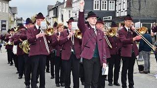 """""""40"""" Jahre Blasorchester Brilon am 30.April 2016"""