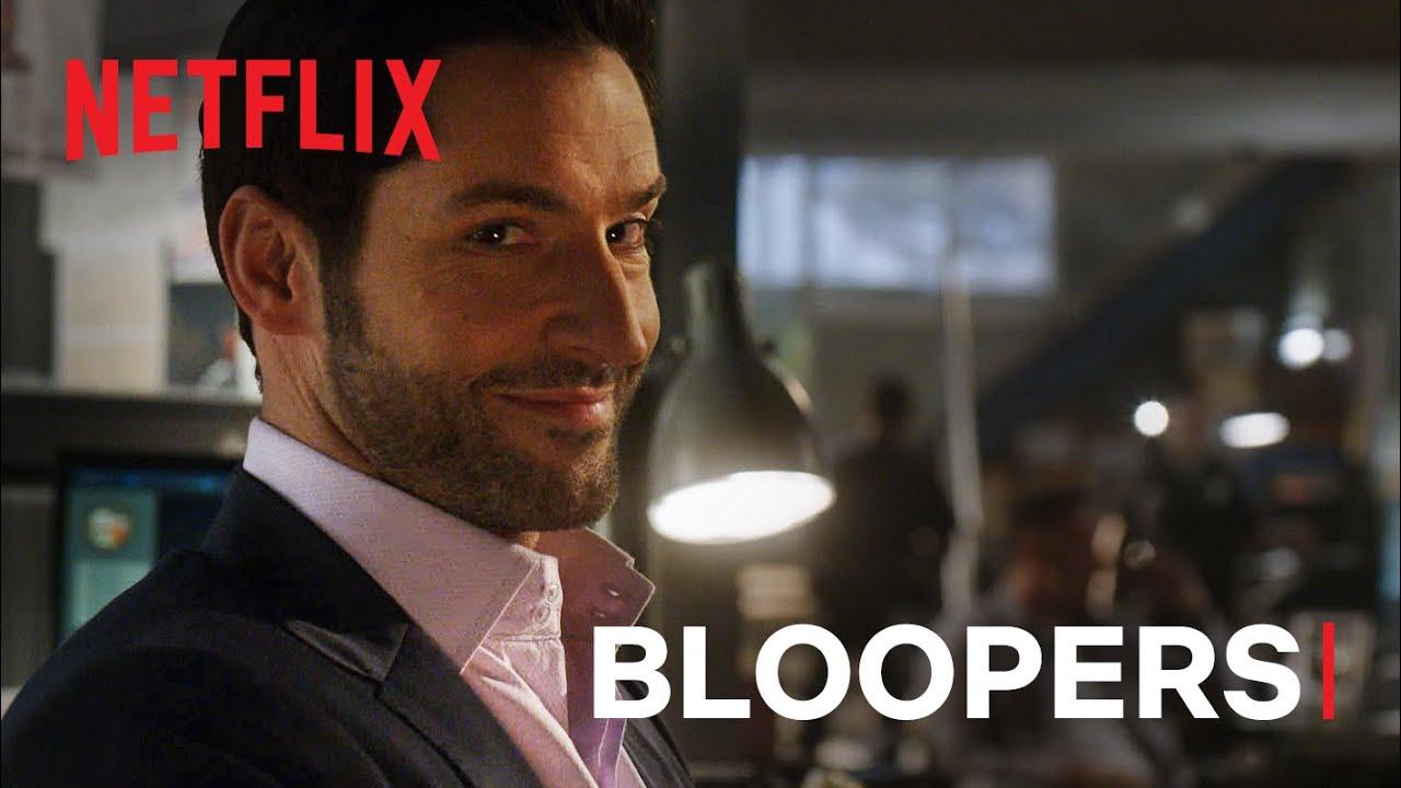 Download Lucifer   Season 5 Bloopers   Netflix
