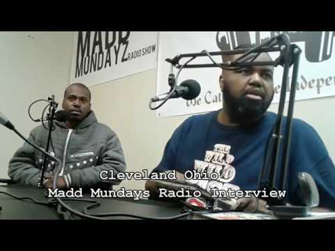 Payso Best Ever Radio Interview in Cleveland Ohio (Madd Mundays Radio Show)