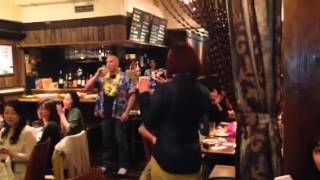 Aloha Table Hawaiian Live Japan2014