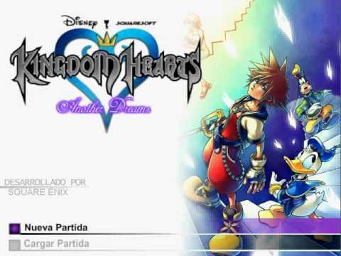 Kingdom Hearts: Another Dreams Part1 - RPG Maker XP -