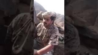 بالفيديو.. جندي في الحد الجنوبي ينتقد تهافت الشباب على حفل عبادي بأبها في قصيدة شعرية