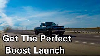 LAUNCH CONTROL for  my Duramax!!! || Deezy Vlog  17