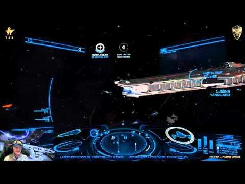 TAO Crew go Inside a Federal Capital Ship