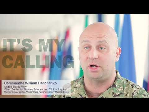 Military Health System Celebrates 2018 National Nurses Week | CDR William Danchanko