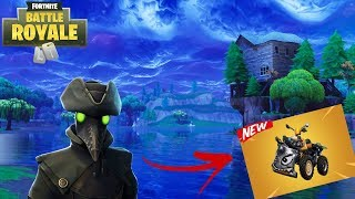 Fortnite - PLAGUE SKIN || QUADCRASHER * COMING SOON * #1