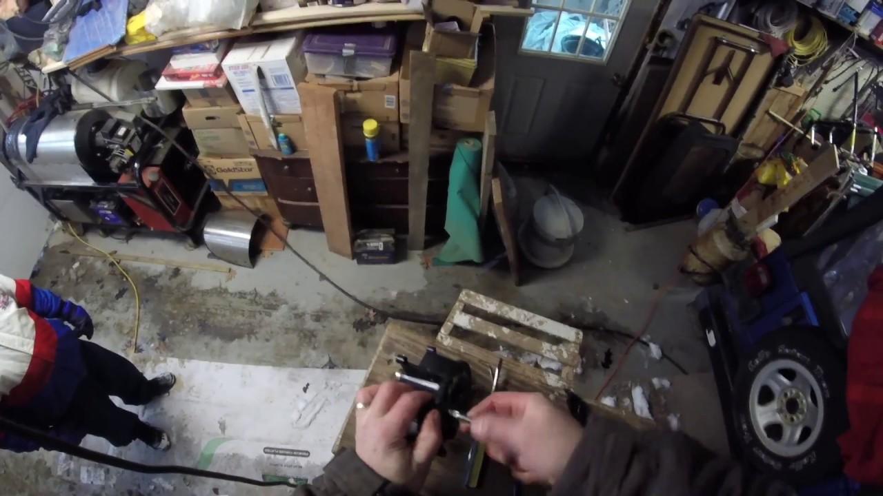 How To Fix A Garage Door Opener Youtube