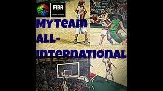 NBA2k13 | MyTeam Gameplay - All-International Team