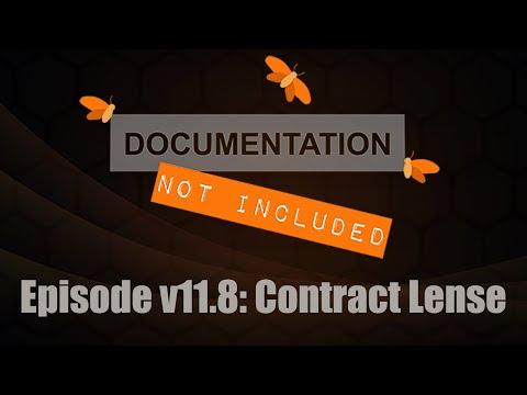 Episode v11.8: Contract Lense