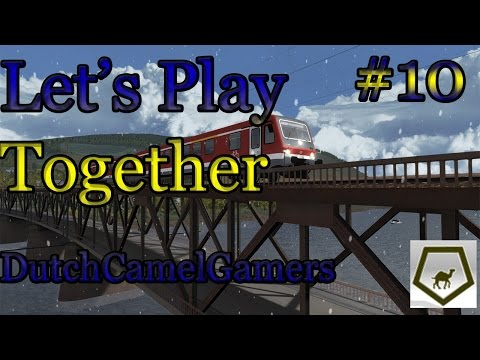 (Together) Train Simulator 2016 - Episode 10 | Met de BR 928 naar Traben Trarbach