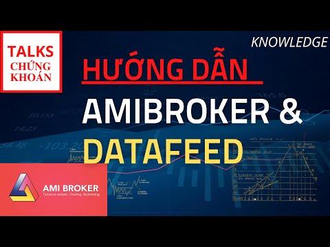 P1: Hướng dẫn cài đặt Amibroker và Datafeed (Amibroker real time)  (Investors-vietnam.com)