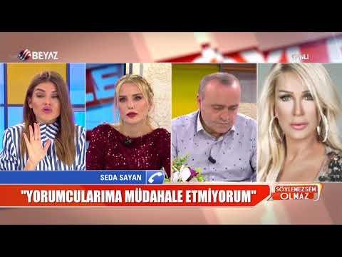 Seda Sayan Söylemezsem Olmaz'a bağlandı ortalık bir anda karıştı