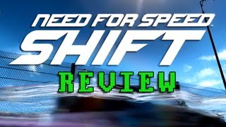 LGR - Need For Speed Shift Game Review
