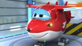 Canal Panda - Super Wings (Estreia 1 abril - Especial Aniversário)