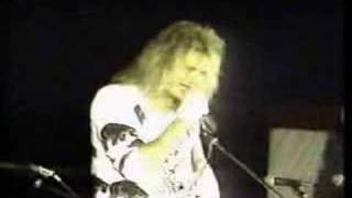 Van Halen-US Festival Press Conference