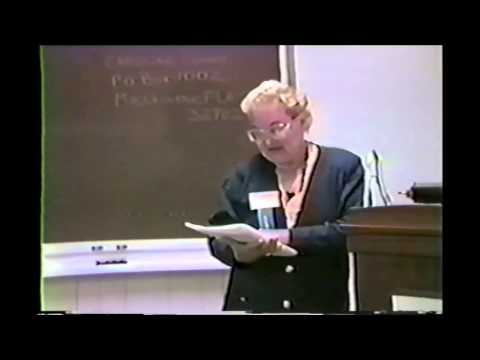Radionics Lecture Part 3  of 6 - Caroline Connor