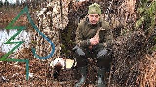 Открытие весенней охоты на селезня с подсадной уткой Тонькой.
