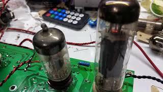 Lambalı amfi prototip 2 Crystal Sound V1.0.1