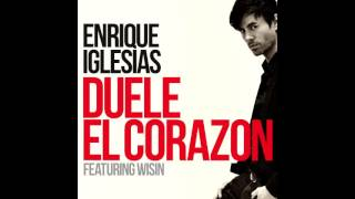 Enrique Iglesias DUELE EL CORAZON ft Wisin (Remix Rodry Mix Bolivia)
