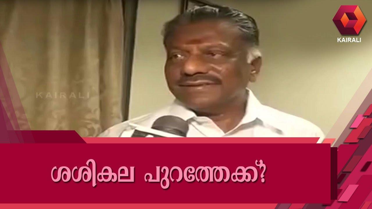 Political Drama Continues in Tamil Nadu