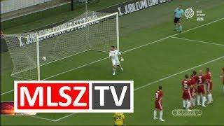Góhér Gergő gólja a DVSC – Mezőkövesd Zsóri FC mérkőzésen