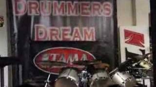 "Dave Lombardo drum clinic ""Raining Blood"""