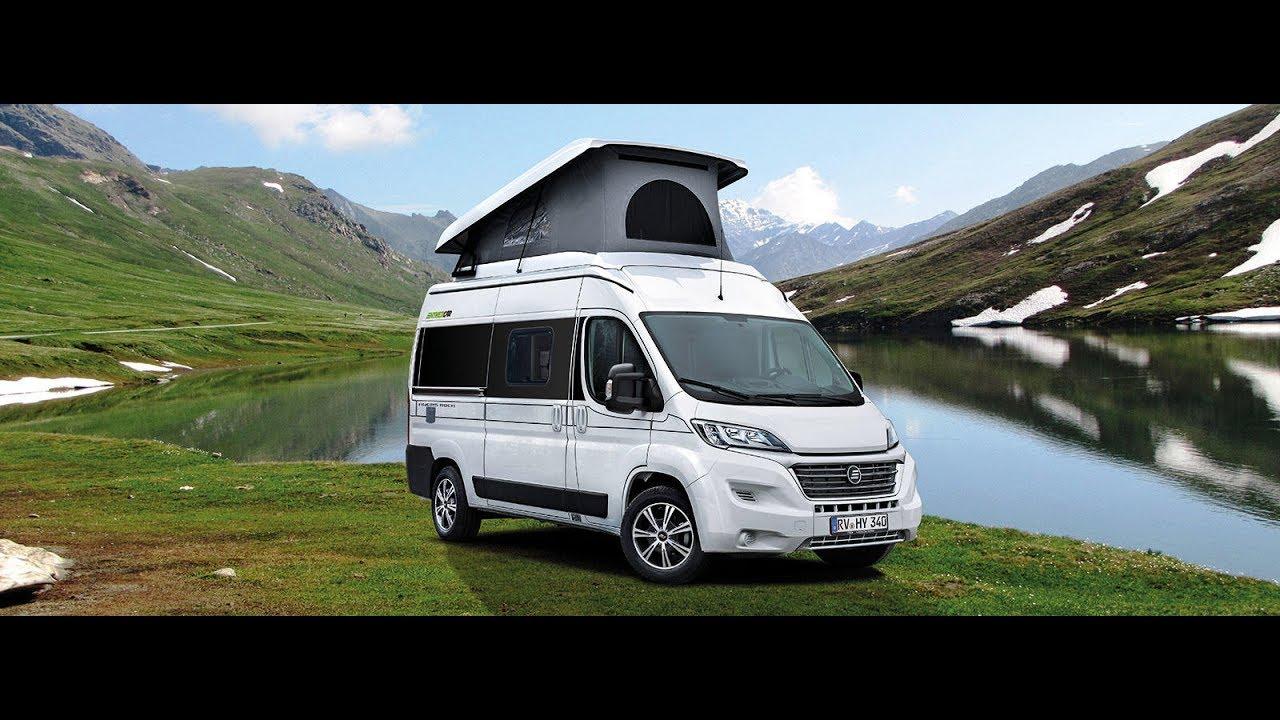 5b0b2bc65d Hymercar Ayres Rock campervan review - YouTube