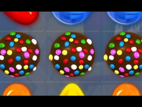 Candy Crush Crazy Triple Color Bomb Combo Youtube