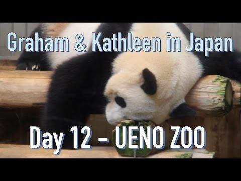 G&K In Japan - Day 12: Ueno Zoo