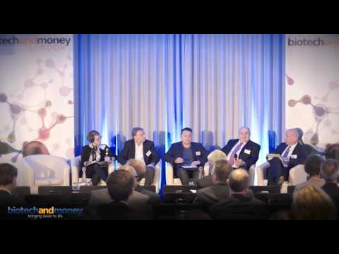 Keynote Panel at Biotech and Money London 2016 & Report Launch