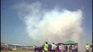SHAC Jam World Record Rocket Launch of 3130 Rockets from the launch pad.flv