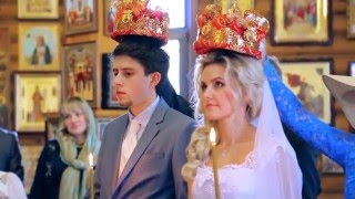 Обряд Венчания(Видеосъемка и видеомонтаж обряда