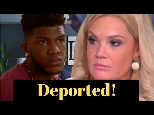 90 Day Fiance Happily Ever After Jay Smith deported & Ashley Martson reaction! Plus recap review